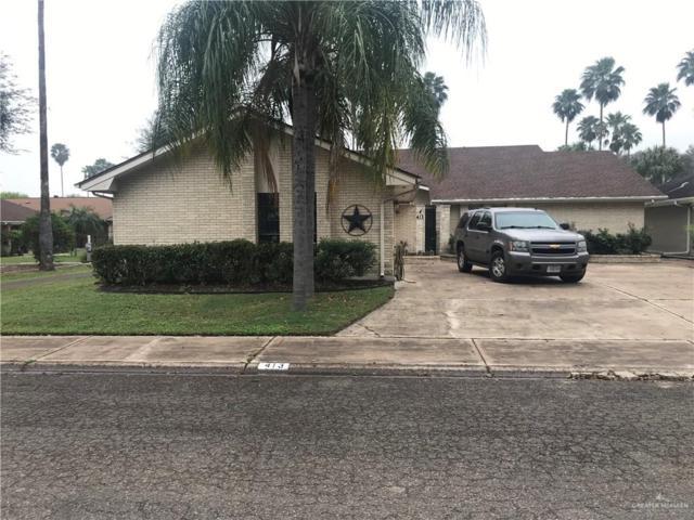 413 Country Club Drive, Alamo, TX 78516 (MLS #310920) :: HSRGV Group