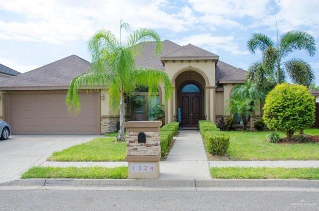 1324 E La Cantera Avenue, Mcallen, TX 78503 (MLS #310935) :: The Lucas Sanchez Real Estate Team
