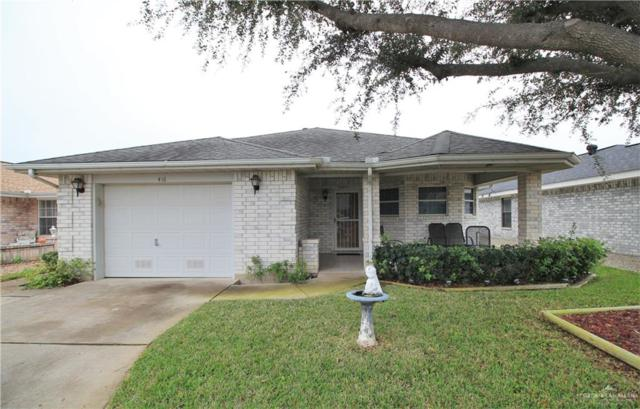 416 Capricorn Street, Mission, TX 78572 (MLS #310942) :: The Lucas Sanchez Real Estate Team
