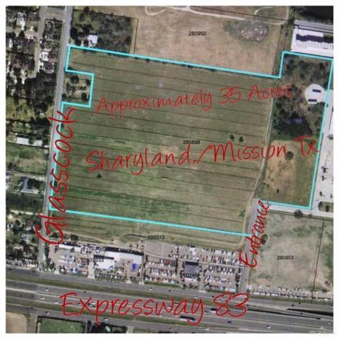 0000 N Expressway 83 Highway N, Mission, TX 78572 (MLS #311085) :: The Ryan & Brian Real Estate Team