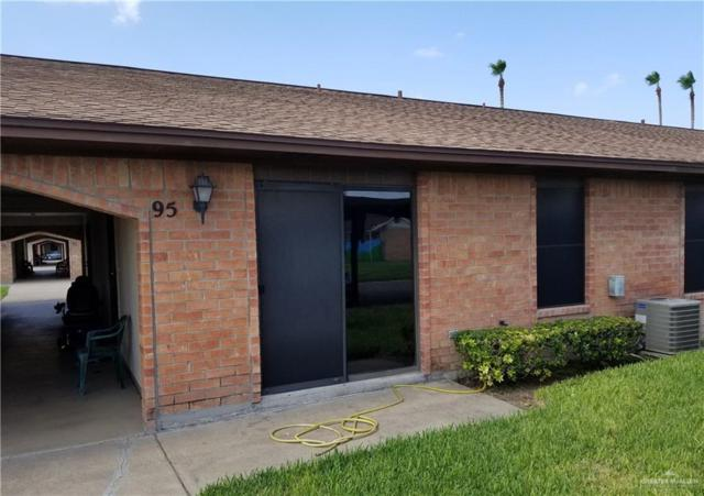 1500 Evergreen Avenue #95, Mission, TX 78572 (MLS #311167) :: Jinks Realty