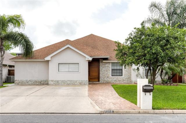 408 E Redbud Avenue, Mcallen, TX 78504 (MLS #311203) :: The Lucas Sanchez Real Estate Team
