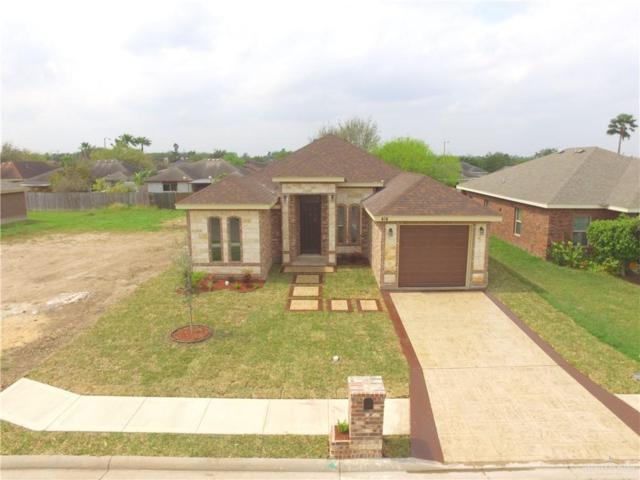 414 S Mina De Oro Street, Mission, TX 78572 (MLS #311239) :: Rebecca Vallejo Real Estate Group