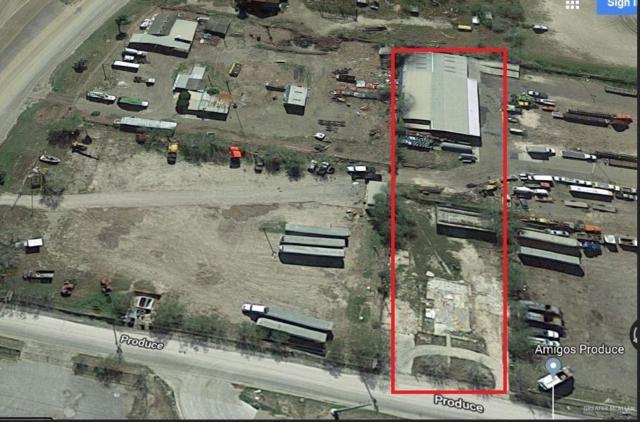1301/1120 E Produce Road, Hidalgo, TX 78557 (MLS #311474) :: BIG Realty
