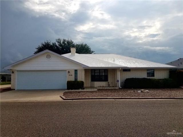 516 Virgo Street, Mission, TX 78572 (MLS #311502) :: The Ryan & Brian Real Estate Team