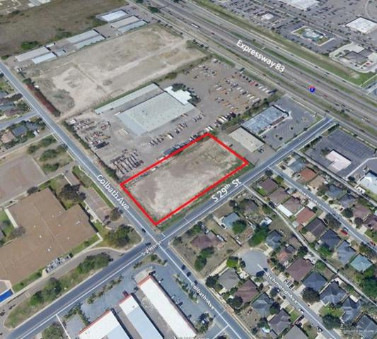 0 S 29th Street, Mcallen, TX 78501 (MLS #311529) :: eReal Estate Depot