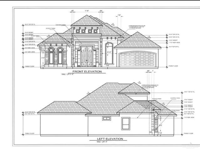 2811 Silver Oak Drive, Mission, TX 78572 (MLS #311614) :: The Ryan & Brian Real Estate Team