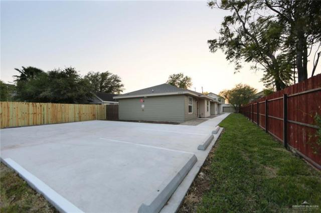 309 17th Street, Mcallen, TX 78501 (MLS #311795) :: The Ryan & Brian Real Estate Team