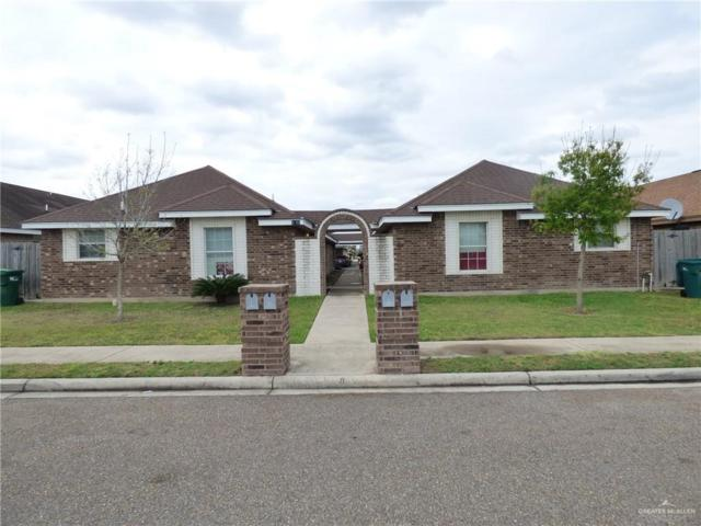 3702 Wyndam Avenue, Pharr, TX 78577 (MLS #311837) :: The Ryan & Brian Real Estate Team