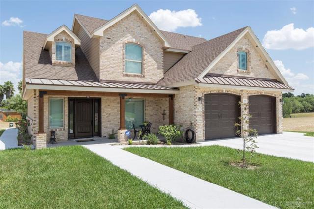 505 Palm Shores Boulevard, La Joya, TX 78560 (MLS #311885) :: The Ryan & Brian Real Estate Team