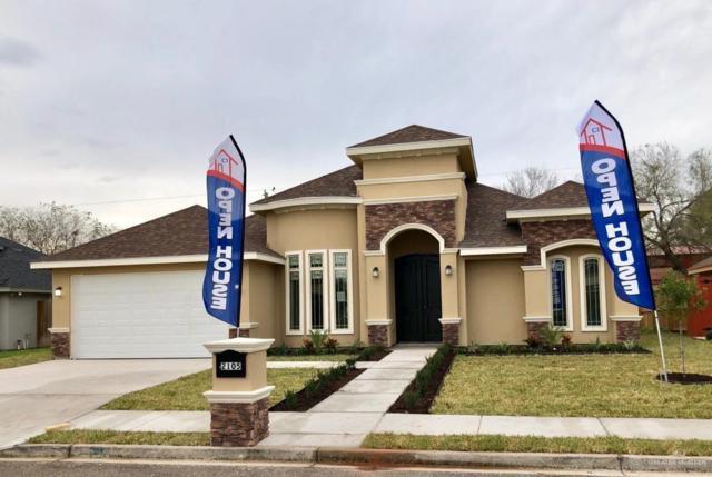 2105 W Sandstone Drive, Mission, TX 78574 (MLS #311889) :: The Maggie Harris Team