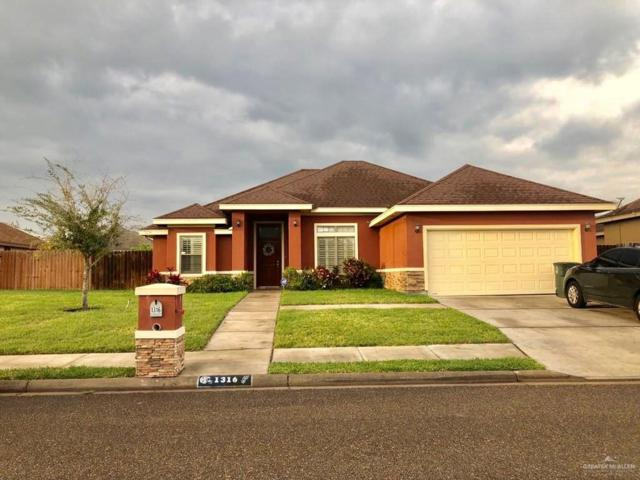 1316 Mountain Road, Mission, TX 78573 (MLS #311899) :: The Lucas Sanchez Real Estate Team