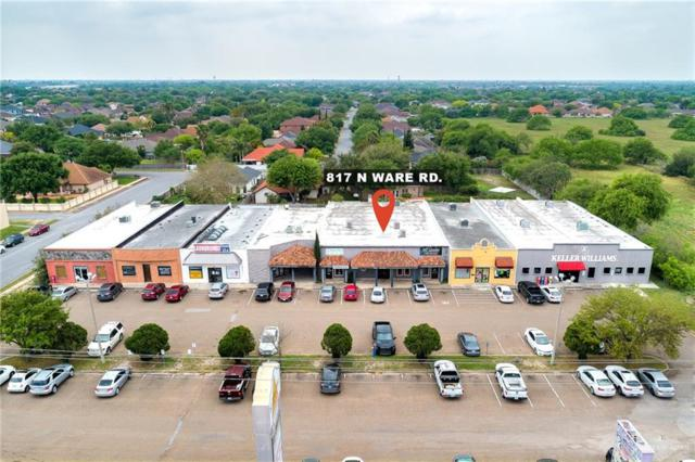 817 N Ware Road, Mcallen, TX 78501 (MLS #313067) :: The Lucas Sanchez Real Estate Team