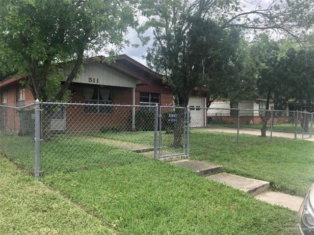 511 W Paisano Street, Weslaco, TX 78599 (MLS #313088) :: The Ryan & Brian Real Estate Team