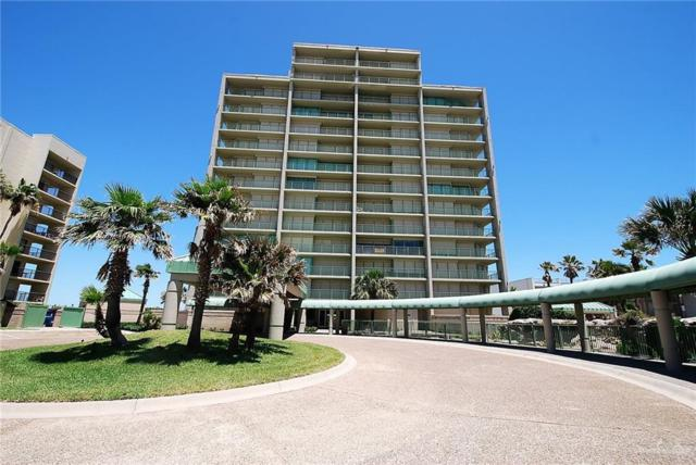 906 Padre Boulevard E, South Padre Island, TX 78597 (MLS #313239) :: The Maggie Harris Team