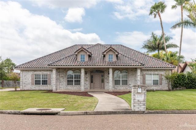 2709 Quail Avenue, Mcallen, TX 78504 (MLS #313397) :: The Ryan & Brian Real Estate Team