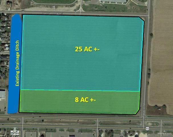720 W Expressway 83 Highway W, La Joya, TX 78560 (MLS #313430) :: The Ryan & Brian Real Estate Team