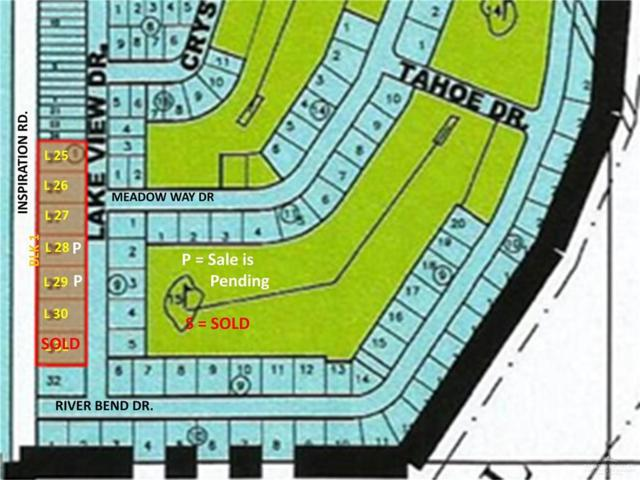 Lot 27 Lakeview Drive, Mission, TX 78572 (MLS #313480) :: HSRGV Group