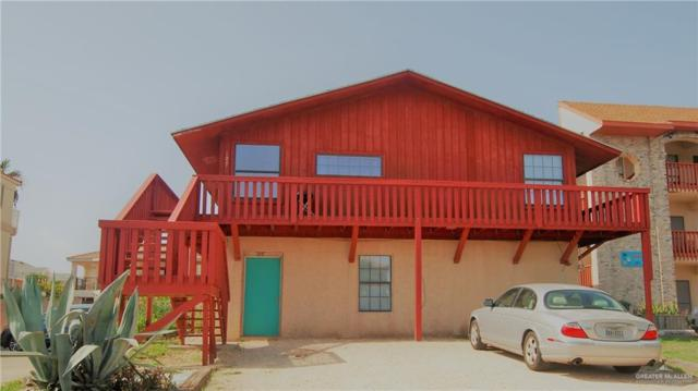 127 E Cora Lee Drive, South Padre Island, TX 78597 (MLS #313601) :: The Maggie Harris Team