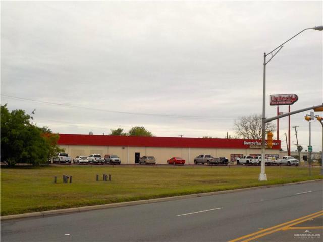 1050 W Polk, Pharr, TX 78577 (MLS #313625) :: The Ryan & Brian Real Estate Team