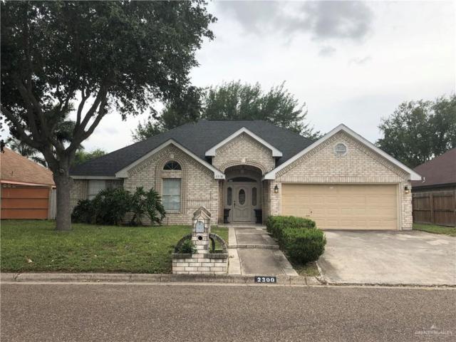 2300 Nicole Drive, Mission, TX 78574 (MLS #313631) :: The Lucas Sanchez Real Estate Team