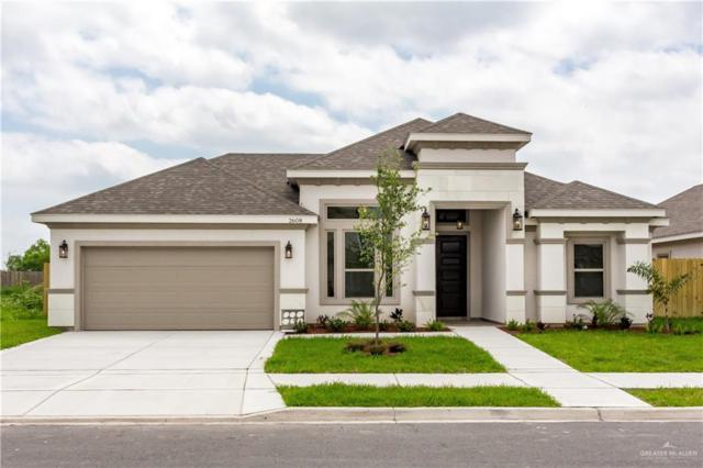2608 Wolverine Street, Edinburg, TX 78542 (MLS #313678) :: Realty Executives Rio Grande Valley