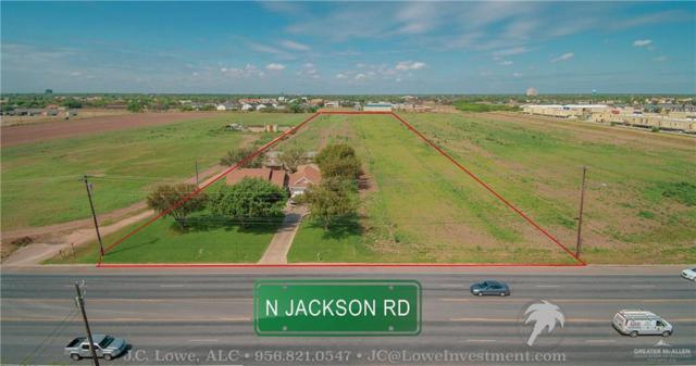 2613 N Jackson Road, Mcallen, TX 78501 (MLS #313862) :: Rebecca Vallejo Real Estate Group