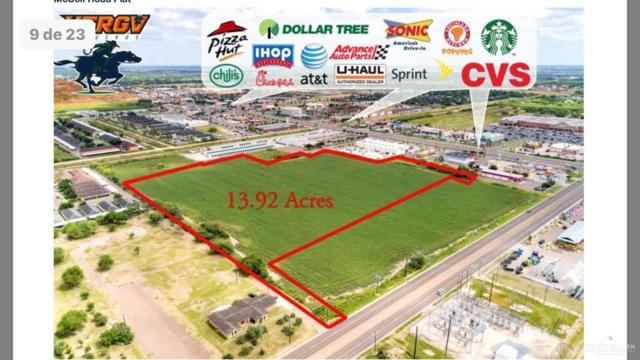 0000 N Mccoll Road, Edinburg, TX 78539 (MLS #313876) :: The Lucas Sanchez Real Estate Team