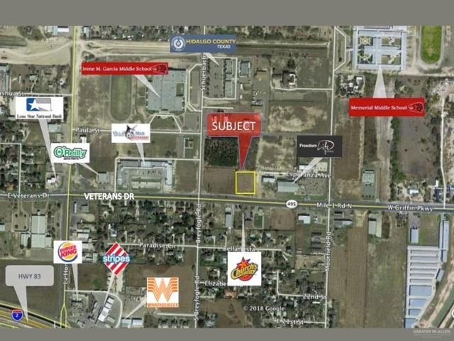 00 Veterans Boulevard, Mission, TX 78572 (MLS #313909) :: eReal Estate Depot