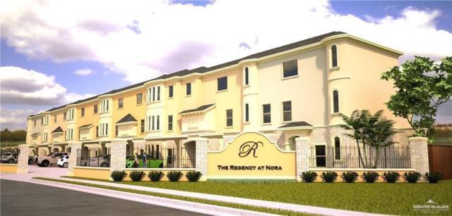 3302 Nora Drive #E, Edinburg, TX 78539 (MLS #314057) :: The Ryan & Brian Real Estate Team