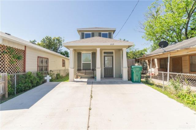209 W Clark Avenue, Pharr, TX 78577 (MLS #314058) :: eReal Estate Depot