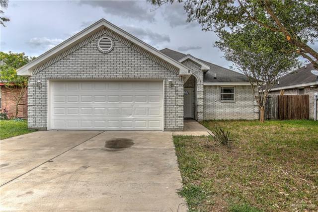 3805 Frontier Drive, Edinburg, TX 78539 (MLS #314098) :: The Lucas Sanchez Real Estate Team