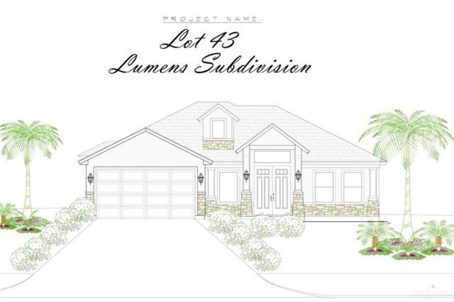 1801 Lago Huron Street, Edinburg, TX 78542 (MLS #314122) :: The Ryan & Brian Real Estate Team