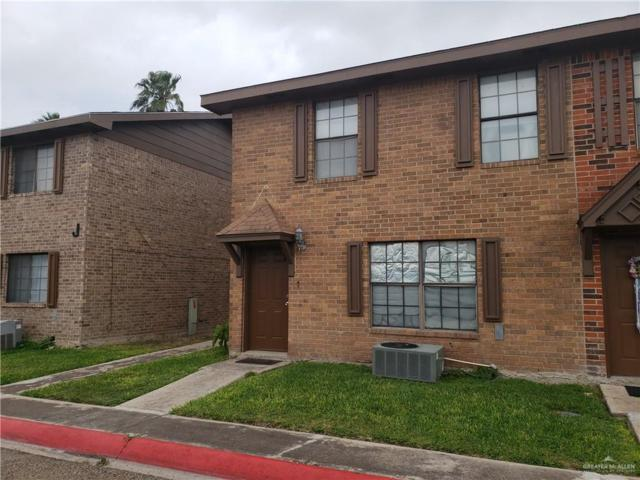 2201 S Jackson Road 7I, Pharr, TX 78577 (MLS #314124) :: The Ryan & Brian Real Estate Team