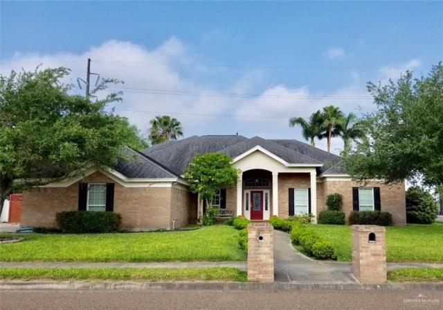 809 Amethyst Drive, Weslaco, TX 78596 (MLS #314127) :: The Ryan & Brian Real Estate Team