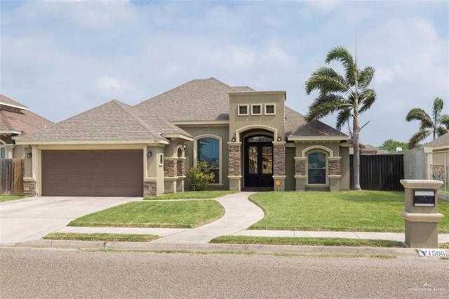 1506 E Rebecca Street, Mission, TX 78574 (MLS #314153) :: The Ryan & Brian Real Estate Team