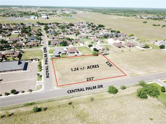 0 Central Palm Drive, Rio Grande City, TX 78582 (MLS #314223) :: Realty Executives Rio Grande Valley