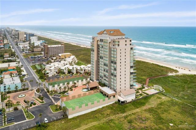 1300 Gulf Boulevard #1003, South Padre Island, TX 78597 (MLS #314362) :: The Maggie Harris Team