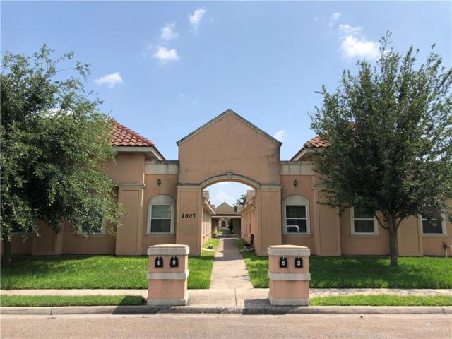 1607 W Douglas Street, Pharr, TX 78577 (MLS #314380) :: The Ryan & Brian Real Estate Team