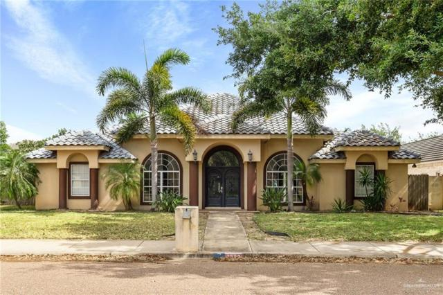 2509 Sequoia Drive, Mission, TX 78502 (MLS #314386) :: The Ryan & Brian Real Estate Team