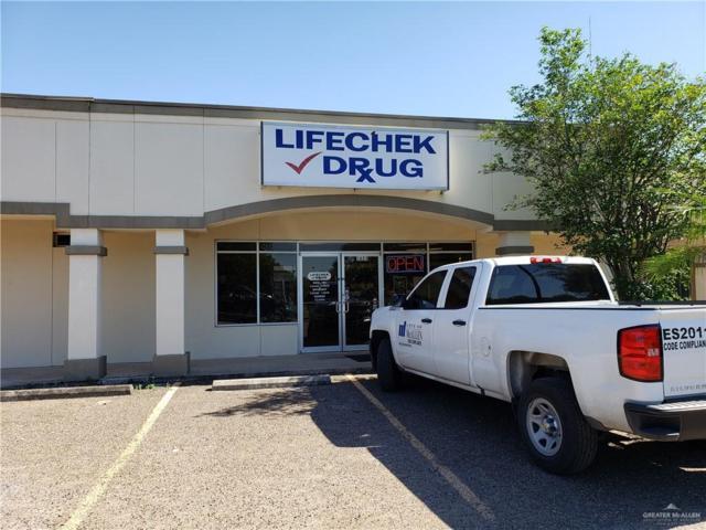 1623 W Pecan Boulevard, Mcallen, TX 78501 (MLS #314394) :: Realty Executives Rio Grande Valley