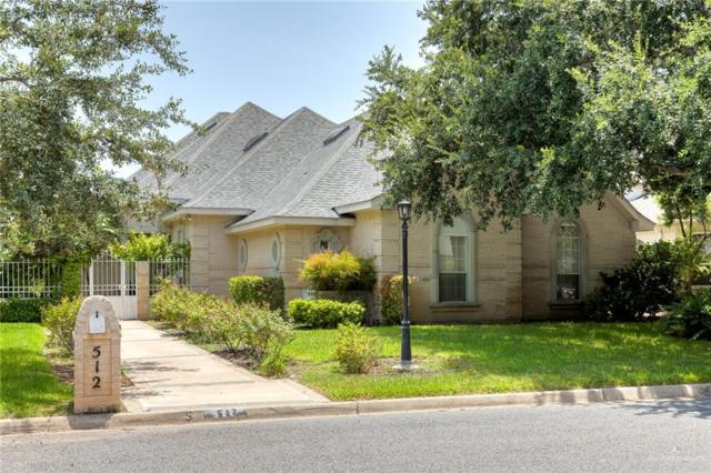 512 E Newport Lane, Mcallen, TX 78501 (MLS #314478) :: The Ryan & Brian Real Estate Team