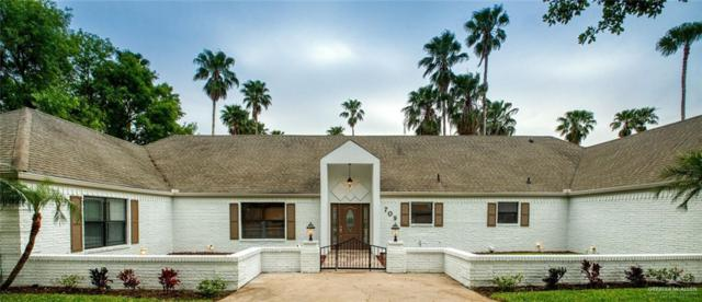 709 E Palm Valley Drive, Harlingen, TX 78552 (MLS #314562) :: The Ryan & Brian Real Estate Team