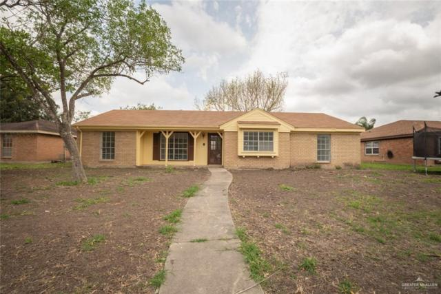 1825 Sancho Panza Street, Brownsville, TX 78521 (MLS #314642) :: HSRGV Group