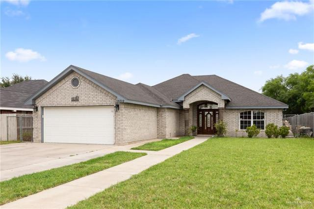 2012 Clavele Street, Mission, TX 78574 (MLS #314868) :: HSRGV Group