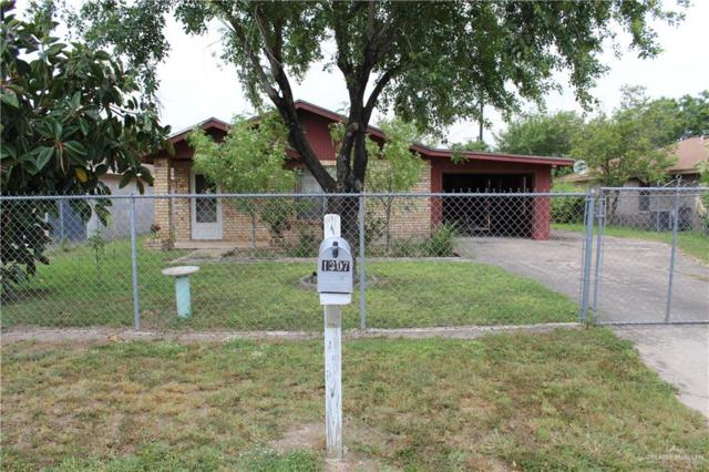 1307 Dolores Del Rio Avenue, Mission, TX 78572 (MLS #314873) :: The Ryan & Brian Real Estate Team