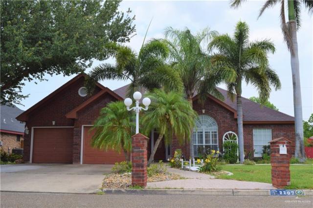 2207 Nicole Drive, Mission, TX 78574 (MLS #314885) :: Rebecca Vallejo Real Estate Group