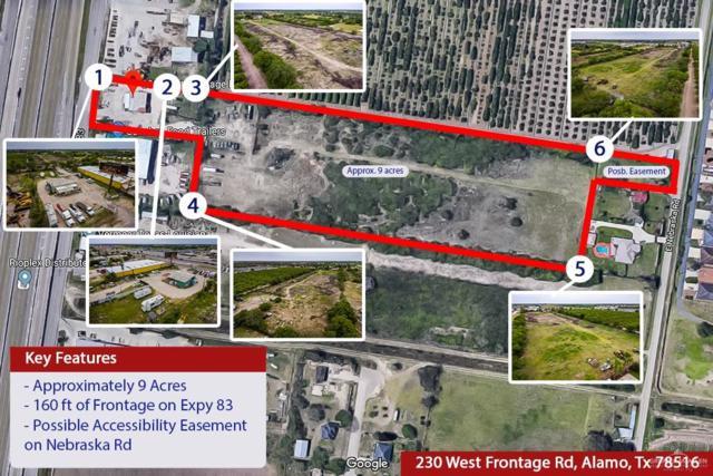 230 W Frontage Road, Alamo, TX 78516 (MLS #314948) :: The Ryan & Brian Real Estate Team