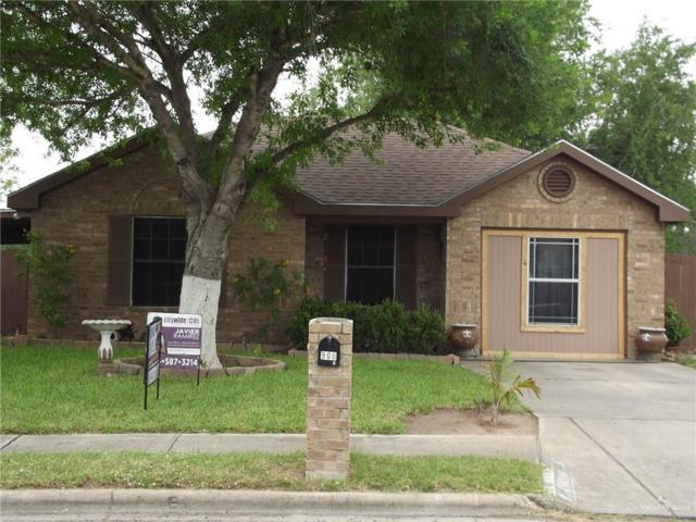 900 E 31st Street, Mission, TX 78574 (MLS #315021) :: HSRGV Group