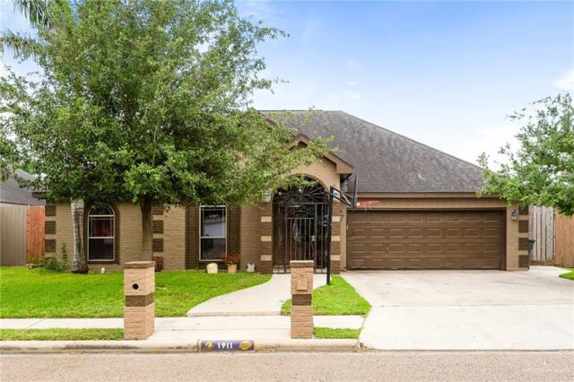 1911 Magnolia, Mission, TX 78573 (MLS #315058) :: HSRGV Group
